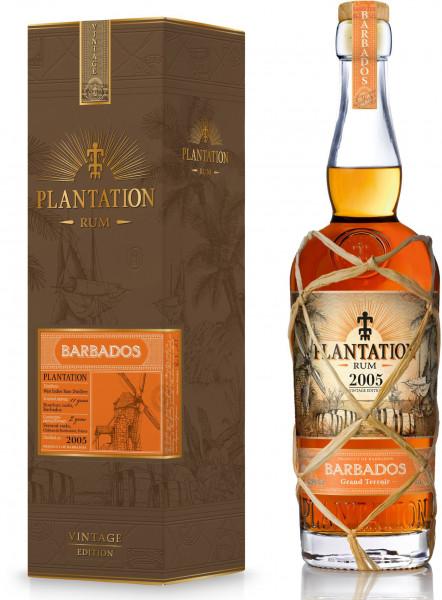 Plantation Rum Barbados vitage Edition, 0,7 l