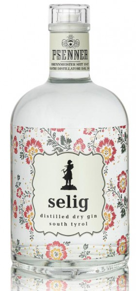 psenner selig gin, 0,7 lt.