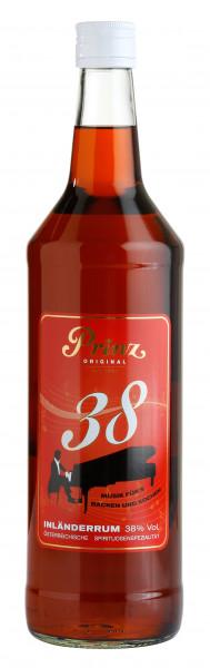 Prinz Rum 38%, 1l