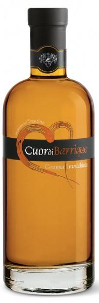 Distillerie Trentine, Cuor die Barrique