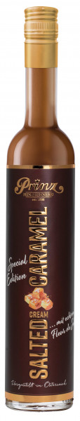 Prinz Salted Caramel Cream Likör, 0,50 l