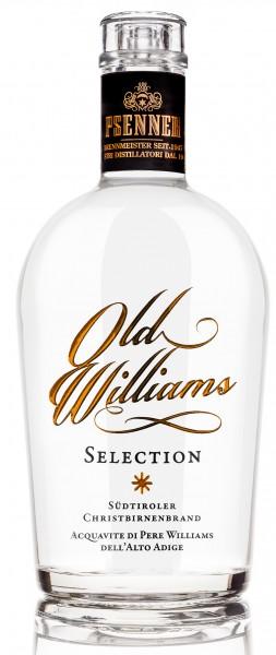 Psenner Old Williams Selection 0,7 lt.