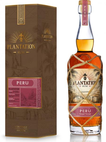 Plantation Rum Peru Vintage Edition, Jhg. 2006, 0,7 l