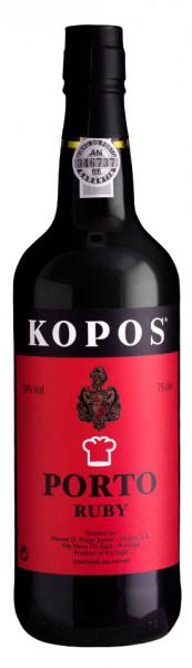 KOPOS Koch Port Ruby 0,75 l