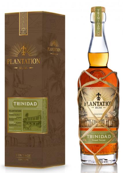 Plantation Rum Trinidat Vintage Edition, Jhg. 2008, 0,7 l