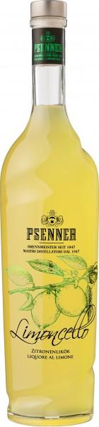 Psenner Limoncello Zitronenlikör 0,7 lt.