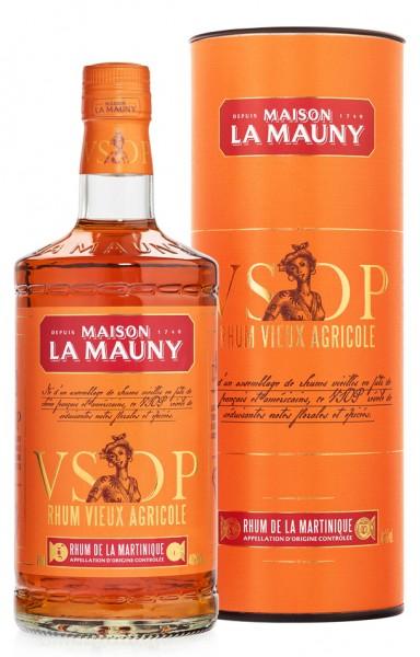 La Mauny Rhum VSOP, 0,7 l