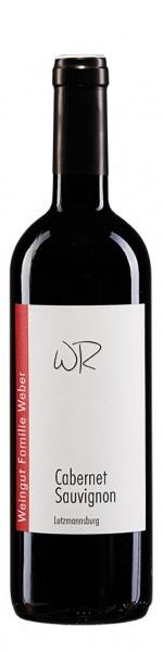 Cabernet Sauvignon, Weingut Fam. Weber, 0,75 lt.