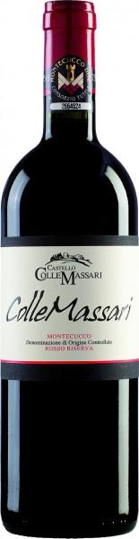 Colle Massari, Montecucco rosso riserva doc, 0,75 lt.
