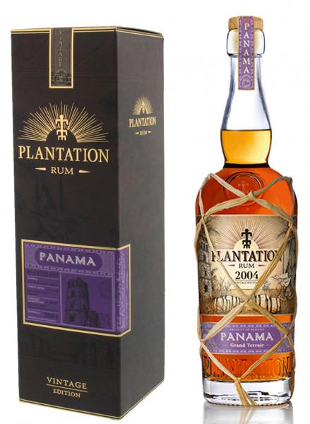Plantation Rum Panama Vintage Edition 2004, 0,7 l
