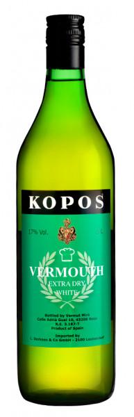Kopos Koch Vermouth extra dry, 1 l