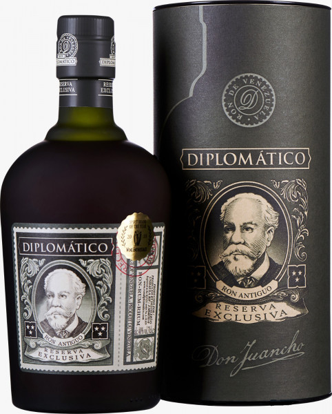 Diplomatioco riserva exclusiva, 0,7 l in Geschenkbox