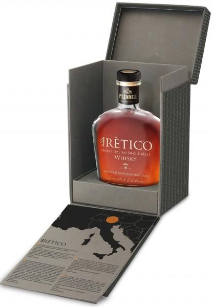 Psenner Whisky eRético, Finest Italian Whisky, GVP, 0,7 l