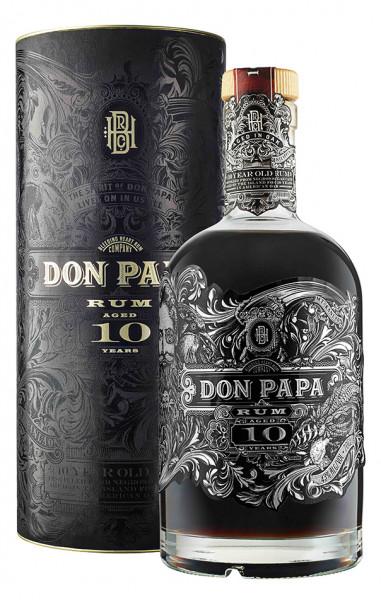 Don Papa Rum 10J., 0,7 l